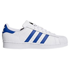 e832d2a96df Zapatillas Adidas Superstar Azul Francia - Zapatillas Adidas Urbanas ...