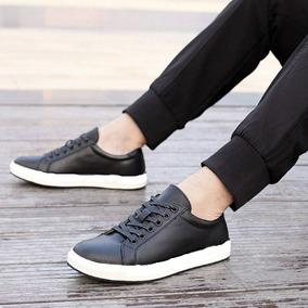 Zapatos De Cuero Storkman Talle Zapatillas Hombres en