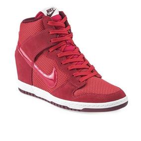 2c0c15fd3a Zapatillas Nike Con Taco Up - Zapatillas Nike Rojo en Mercado Libre ...
