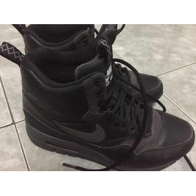 e3279ce2ffeec Nike Priority Mid Negra - Zapatillas Nike de Mujer en Mercado Libre ...