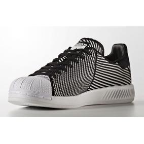 8e2f2d682ba Zapatillas Adidas Superstar Bounce Mujer - Zapatillas Verde en ...
