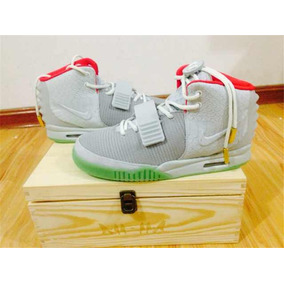 arrives 17927 99a81 Zapatillas Nike Yeezy Wooden Box