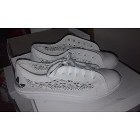 5f7421909e7 Zapatillas Adidas Caladas Encaje - Zapatillas en Mercado Libre Argentina