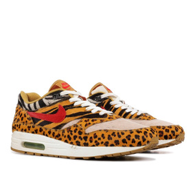Vestuario Nike Air Max Animal Print Leopardo Zapatillas en