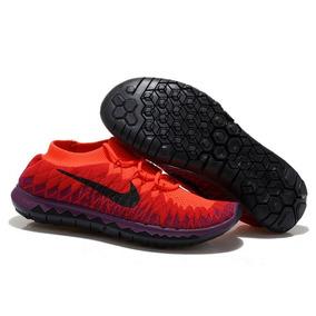 160ef4dbc2363 Zapatillas Nike Free 3.0 Flyknit - Zapatillas en Mercado Libre Argentina