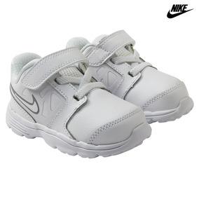 Para En Nike Niños Zapatillas Blanca Negras Suela DEYW9H2I