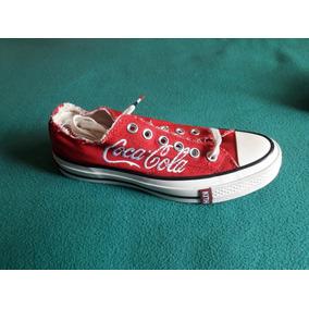 Zapatillas Converse Para Mujer Rojas Talla 35 Ropa y