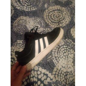 Zapatillas Adidas Ropa Y AccesoriosUsado Con Negra Rayas Blancas qzVGUSMp