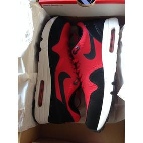 0c718366d01eb Zapatillas Nike Air Max 1 Ultra 2.0 Essential University Red