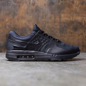 Nike Air Max Zero Essential Triple Black - Hombre