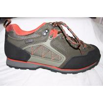 Zapatos De Trekking Impermeables