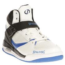 Zapatilla Spalding Basquetball Total Court Men 2 Blue White