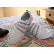 Hermosas Zapatillas Blancas En Venta Nuevas.
