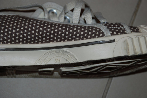 zapatillas a lunares flecha
