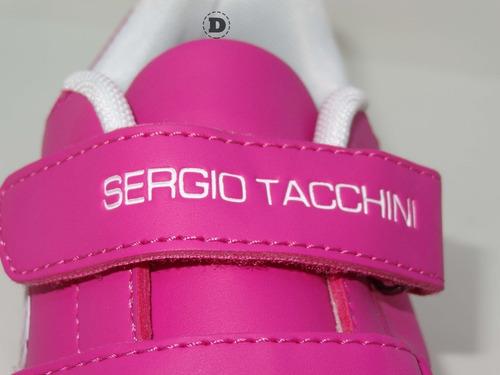 zapatillas abrojos sergio tacchini dreams calzado caballito