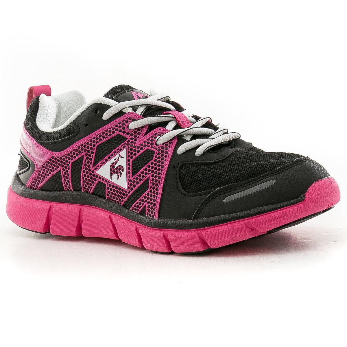 745d3be23ea ... authentic zapatillas acer lady negro rosa le coq sportif. cargando zoom.  b61bb cf4e6