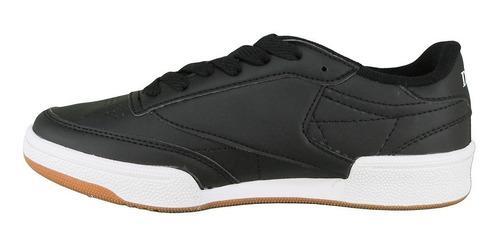 zapatillas acordonadas negro dufour 213311 hombre lujandro