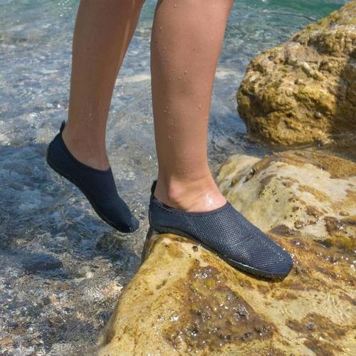 zapatillas acuáticas aquashoes confort y buen agarre