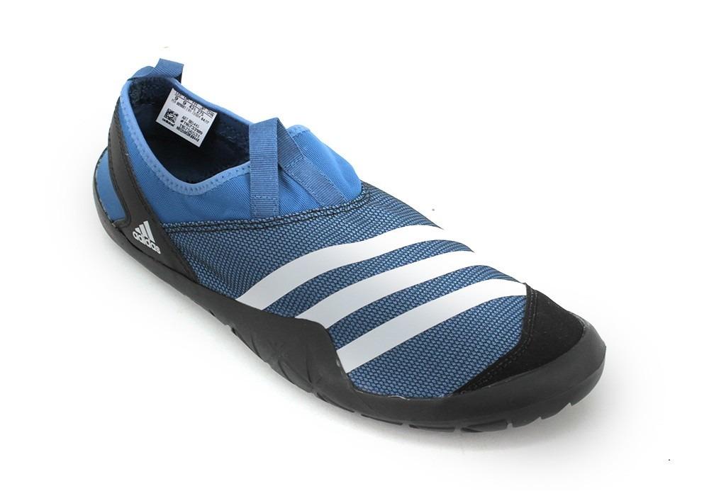 Zapatillas Acuaticas Jawpaw Slip On Azul Negro -   1.599 4d345c6eca668