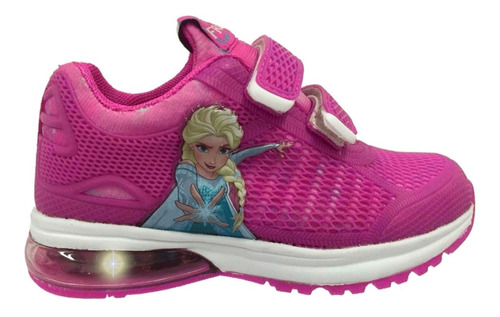 zapatillas addnice disney frozen luces semi air mundo manias