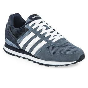 8e92882e2 Zapatillas Niã±os - Zapatillas Adidas Urbanas Azul petróleo en ...