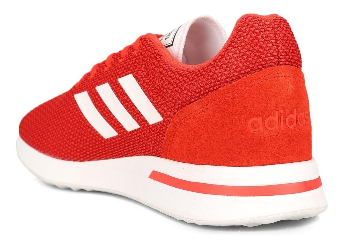 Zapatillas adidas 90´s Runner Rojo y Blanco