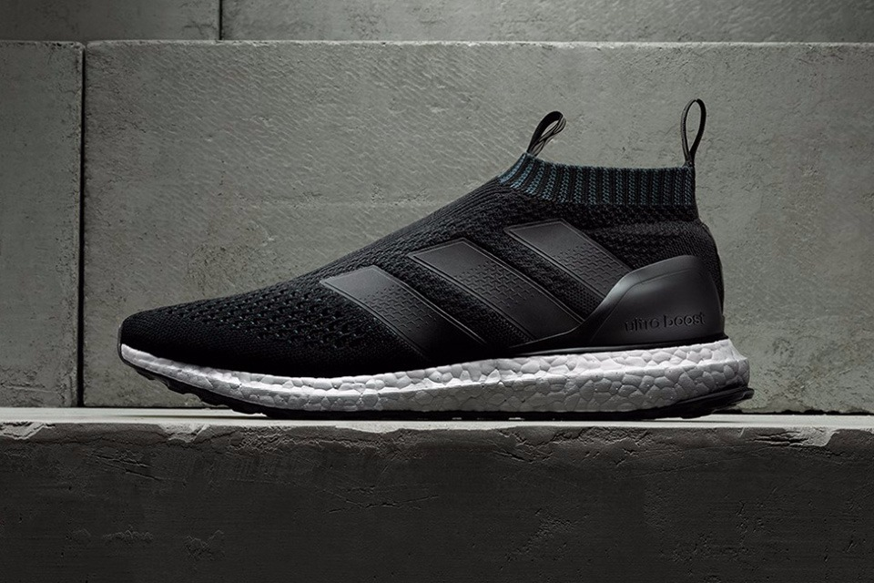 best website ebe26 bcfac zapatillas adidas ace 16+ purecontrol ultra boost negro. Cargando zoom.