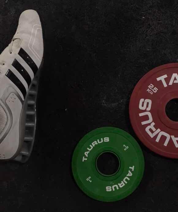 quality design 77301 3d7c5 zapatillas adidas adipower weightlifting  (no romaleos)