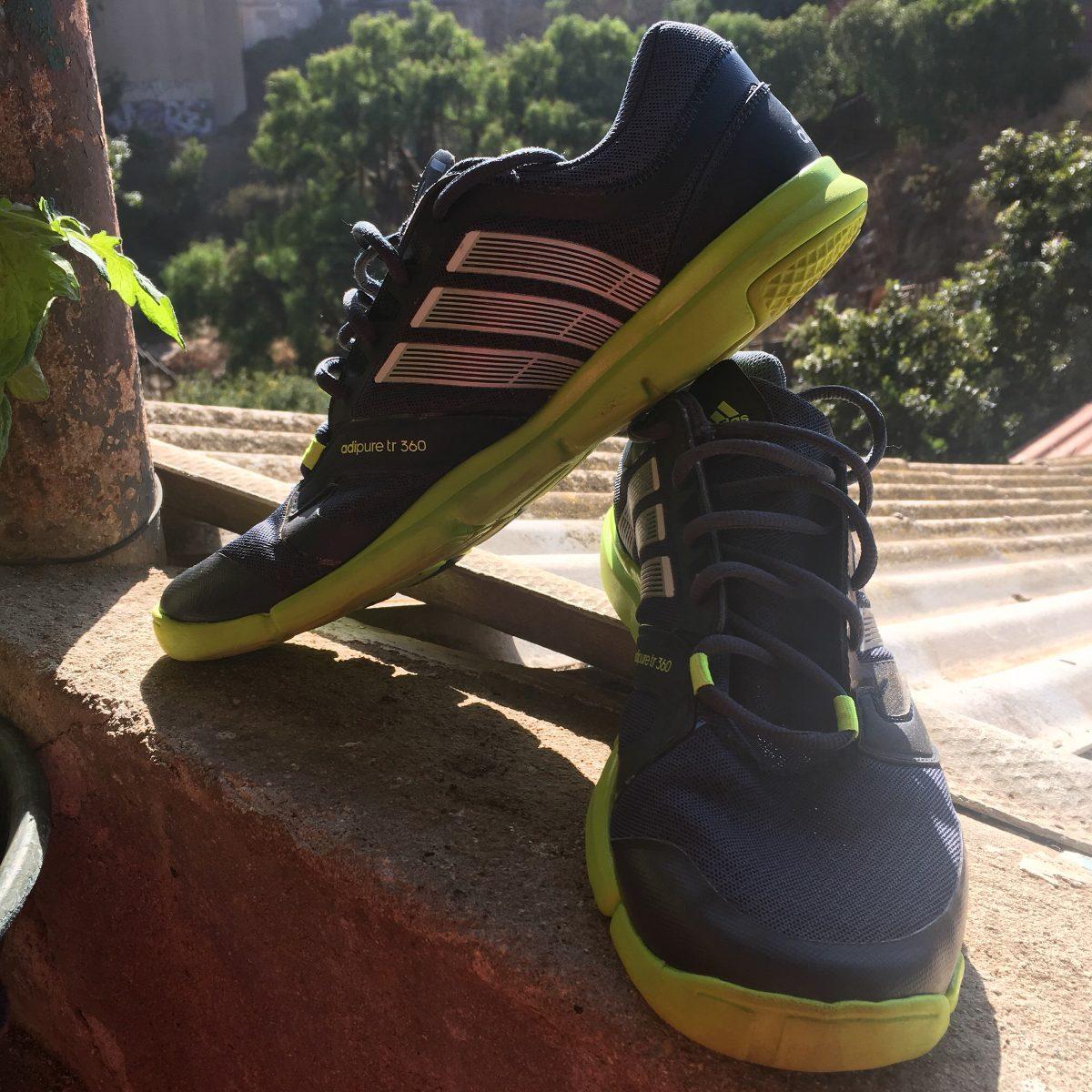 zapatillas adidas adipure trainer mercadolibre