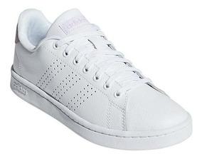 zapatillas adidas blanca mujer