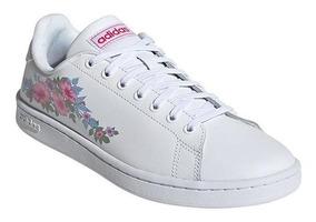 adidas flores mujer zapatillas