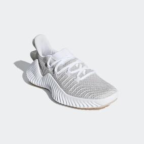 Zapatillas adidas Alphabounce Damas Crossfit 2019 Blancas