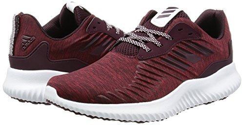 zapatillas adidas alphabounce rc - bordo