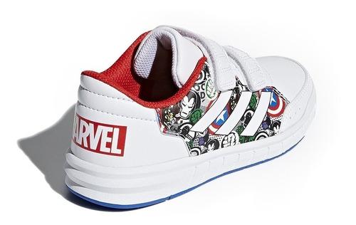 zapatillas adidas avenger altasport para niños t 28-35 ndpp