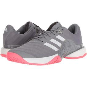 12e8291c Zapatillas Adidas Barricade Boost Amarillas - Zapatillas en Mercado ...