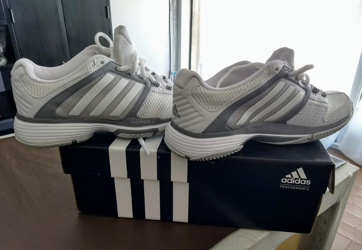 competitive price 7e215 4eb73 zapatillas adidas barricade club w t 35. Cargando zoom.