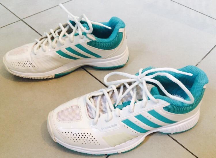 Adidas 2016 Zapatillas turquesa