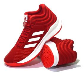 39316ad5772 Zapatillas Adidas Basquet Niños - Deportes y Fitness en Mercado Libre  Argentina