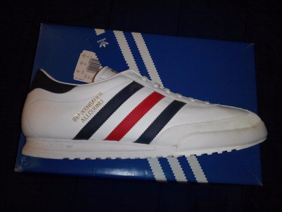 adidas beckenbauer blue