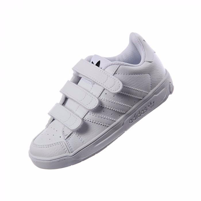 zapatillas niño adidas blancas