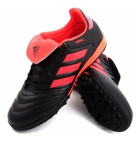 Zapatillas adidas Botines Copa Tango 17.3 Negro Rojo Eezap