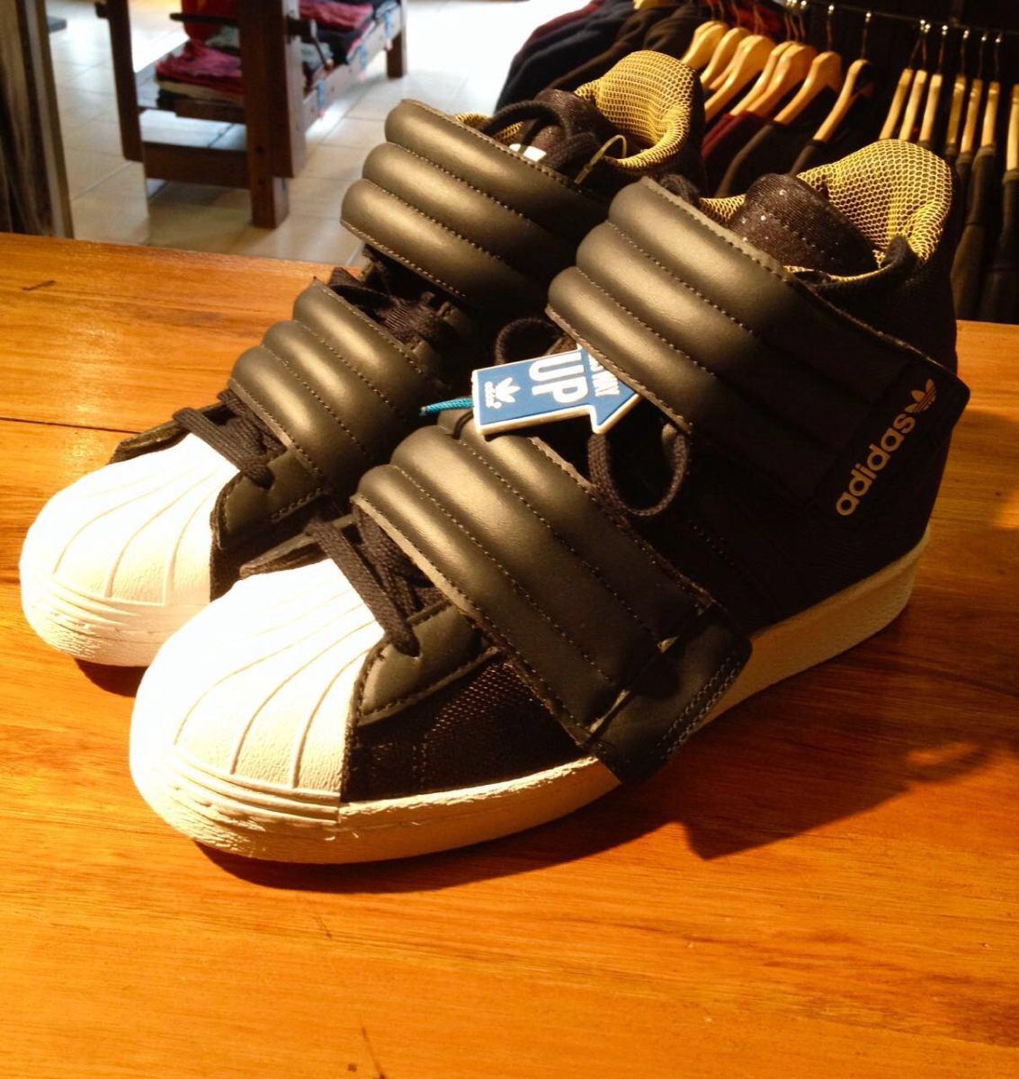 zapatillas adidas botitas con plataforma