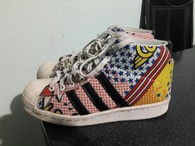Botitas AdidasUsado Superstar Mujer Zapatillas Mercado Adidas En QrodexWCB