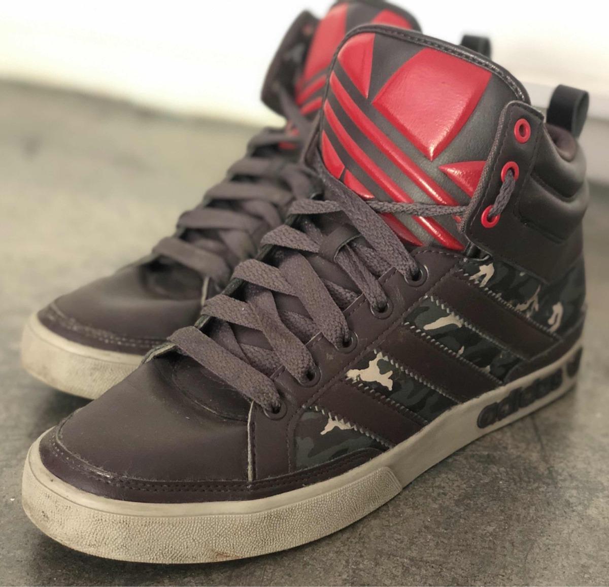 zapatillas adidas botitas marrón rojo camuflado. Cargando zoom. 0d1983dbac523