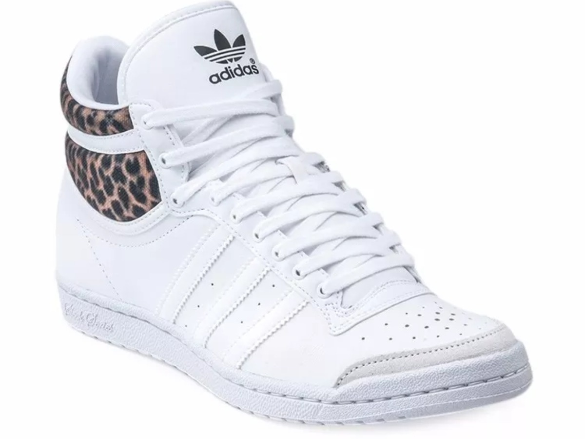 04ce6512cabec zapatillas adidas botitas top ten hi sleek. Cargando zoom.