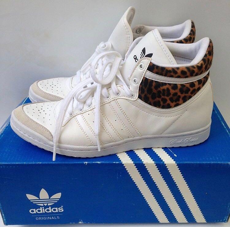 b6f67f646bb50 Zapatillas adidas Botitas Top Ten Hi Sleek -   1.300