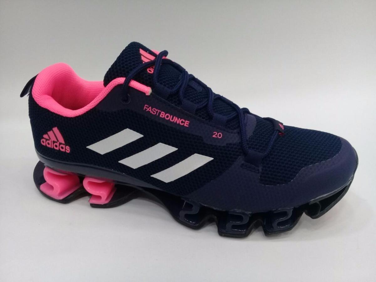 b586254c3e Zapatillas adidas Bounce Dama -   195.000 en Mercado Libre