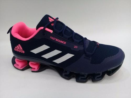 zapatillas adidas bounce dama