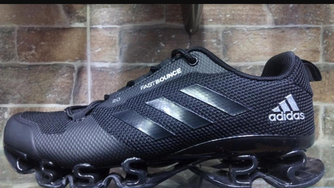 new styles 97bc4 8219d zapatillas adidas bounce hombre. Cargando zoom.