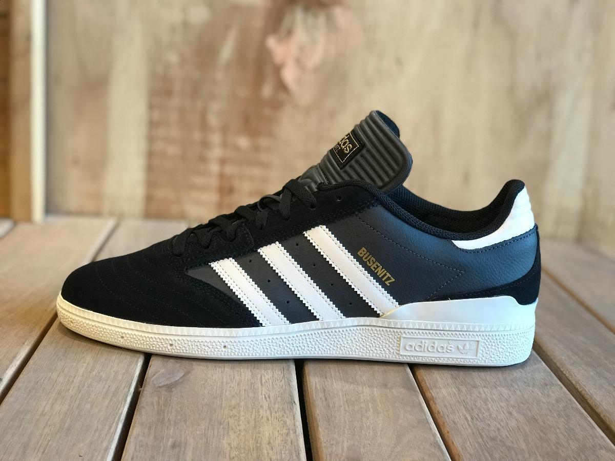 Zapatillas adidas Busenitz White Black Vulkano XPikZu